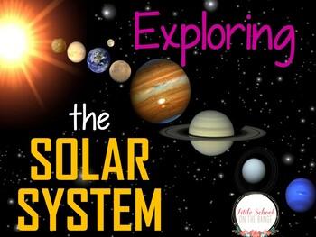 Solar System Presentation