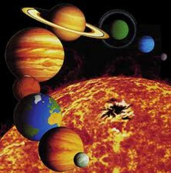 Solar System Project with Rubric