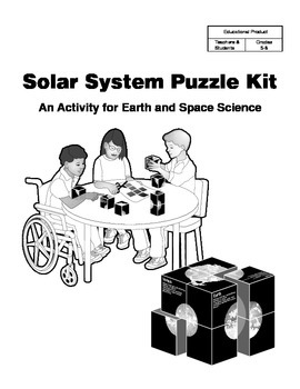 Solar System Puzzle Kit