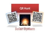 Solar System QR Code Scavenger Hunt