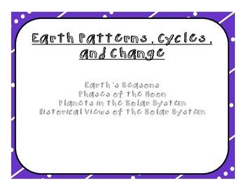 Solar System QR Code Task Cards