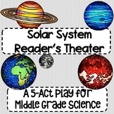 Solar System Reader's Theater