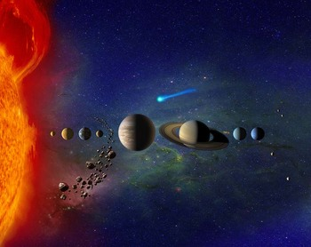 Solar System Reading Passages All 8 Planets Plus the Sun