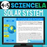 Solar System Reading & Writing | SciencELA | Distance Learning