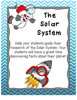 Solar System Research Guide