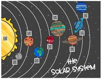 Solar System Research Mats