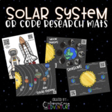 Solar System Research Mats | #STEMstravaganza1