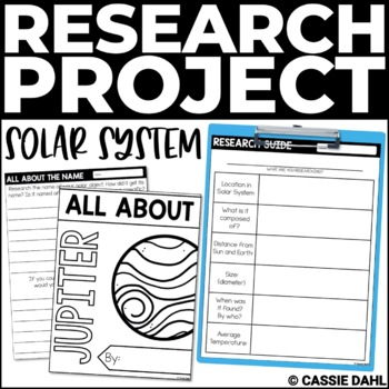 Solar System Research Pack