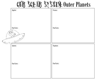 Solar System Research Page