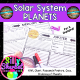Solar System Research Posters (Planets)