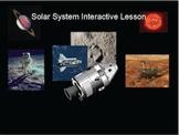 Solar System SMART Lesson