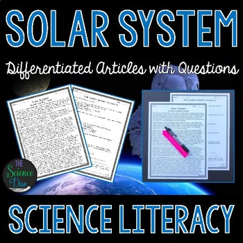Solar System - Science Literacy Article