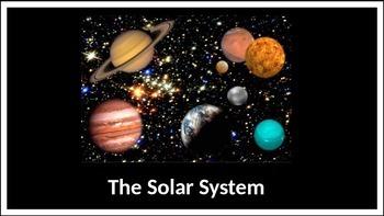 Solar System Slide Show
