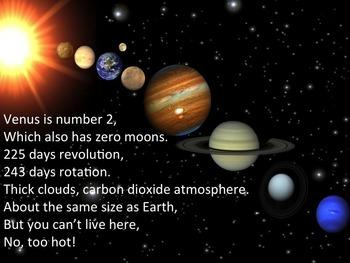 Solar System (Song/Rap)