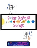 Solar System Songs