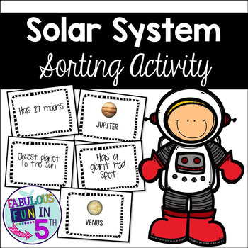 Solar System Sort - Planets
