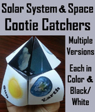 Solar System and Planets Activity: Comets, Meteors, Sun, Moon, etc.