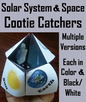 Space Science: The Solar System Activity: Comets, Planets,