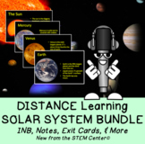 Solar System & Space Long Distance Learning Bundle