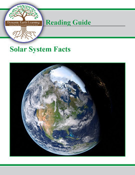 Solar System- Student Research Guide