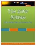 Solar System Study Guide and Test