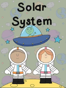 Solar System Study Pages