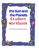 Solar System Sun and Planets Workbook