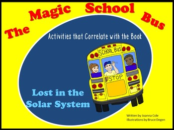 Magic School Bus Lost in the Solar System