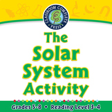 Solar System: The Solar System Activity - MAC Gr. 5-8