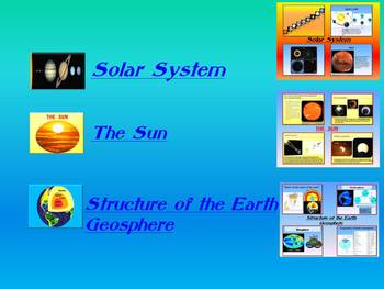 Solar System - Planets - The Sun - The Earth - PowerPoint Presentation