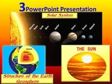 Solar System Planets The Sun The Earth PowerPoint Presenta
