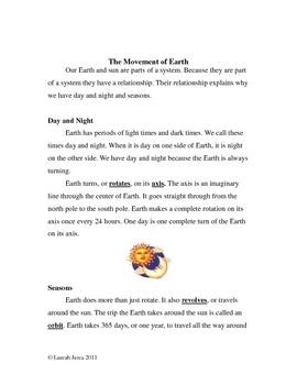Solar System Thematic Unit Lesson Plan
