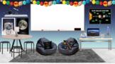 Solar System Theme Bitmoji Classroom