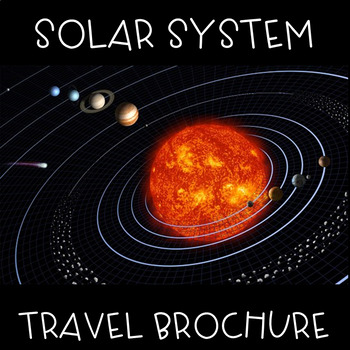 Solar System Travel Brochure - Template