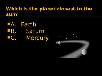 Solar System Trivia