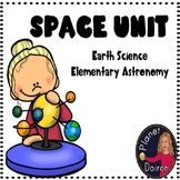 Solar System Unit Space Astronomy Moon Phases Constellations