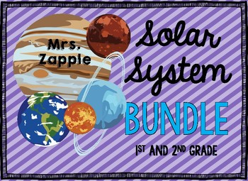 Solar System Unit Bundle