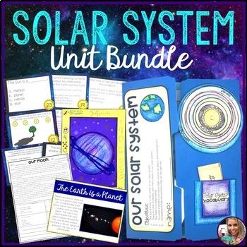 Solar System Unit Bundle