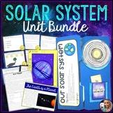 Solar System and Planets Unit Bundle
