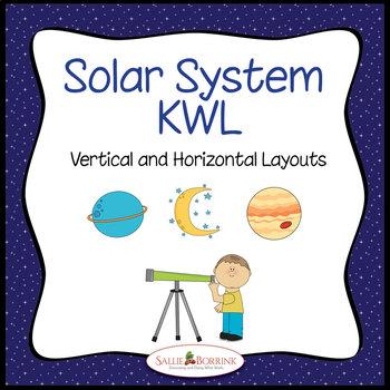 Solar System KWL