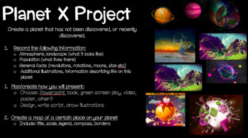 Solar System Unit Powerpoint
