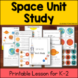 Solar System Unit : Understanding Planets and Space for K-2