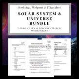 Solar System & Universe Bundle