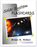 Solar System Vocabulary FlashCards