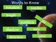 Solar System Vocabulary NC ES 3.E.1