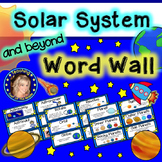 Solar System and Beyond Word Wall