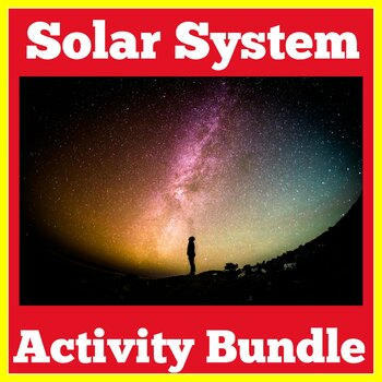 Solar System and Planets Bundle