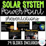 Solar System and Planets PowerPoint Presentations