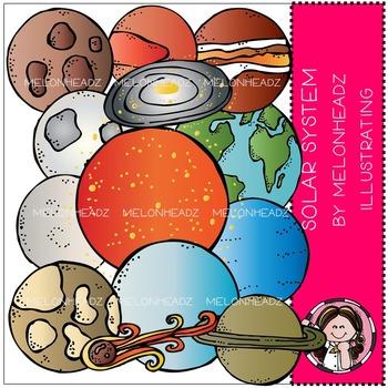 Solar System by Melonheadz