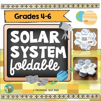 solar system foldable notebook - photo #24